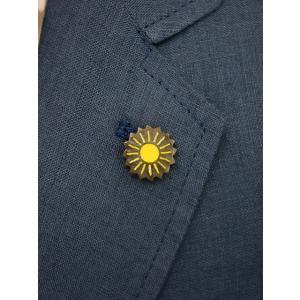 Giannetto【ジャンネット】シングルジャケット AG833JK 009 リネン ネイビー|cinqessentiel|04