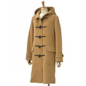 GRENFELL【グレンフェル】ロングダッフルコート Paddington wool 25M CAMEL(キャメル)|cinqessentiel