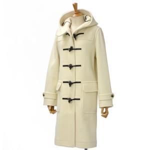 GRENFELL【グレンフェル】ロングダッフルコート Paddington wool 55M WHITE(ホワイト)|cinqessentiel