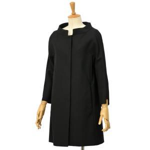HERNO【ヘルノ】オフィサーカーラーコート GC0171D 12163 9300 BLACK ブラック|cinqessentiel