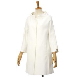 HERNO【ヘルノ】オフィサーカーラーコート GC0171D 12163 1100 WHITE ホワイト|cinqessentiel