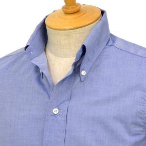 INDIVIDUALIZED SHIRTS×RESOLUTE(林 芳亨氏) Special Model【インディビジュアライズドシャツ×リゾルト】ボタンダウンシャツ cotton  EURO CHAMBRAY cinqessentiel