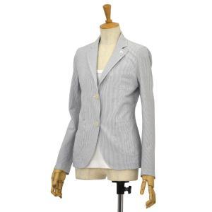 LARDINI【ラルディーニ】コードレーンシャツジャケット CRIN DA1106 205 コットン ブルー|cinqessentiel