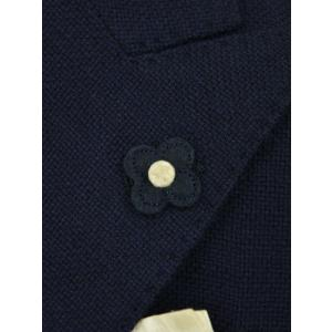 LARDINI【ラルディーニ】ホップサック ダブルジャケット EASY JN952AQY/IGA51532/1 ウール ネイビー cinqessentiel 03