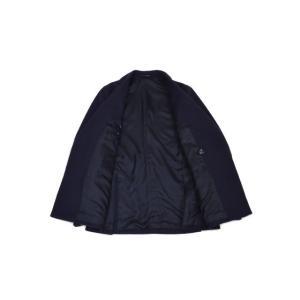 LARDINI【ラルディーニ】ホップサック ダブルジャケット EASY JN952AQY/IGA51532/1 ウール ネイビー cinqessentiel 07