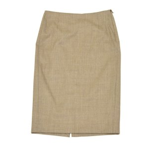 【size38】LARDINI【ラルディーニ】タイトスカート IVY DA202 22 ウール ポリエステル ベージュ|cinqessentiel