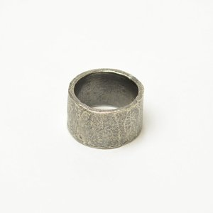 M.Cohen【エムコーエン】チューブリング R 102313 SLV SML STERLING SILVER(スターリング シルバー)|cinqessentiel