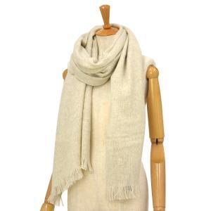 Norlha【ノラ】ストール Nomad Nets Natural White ヤク ホワイト|cinqessentiel