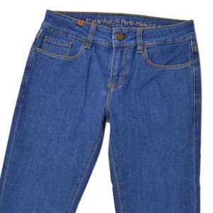 Notify【ノティファイ】フレアデニム WTD23164 AZALEE 70's BLUE コットン ブルー cinqessentiel