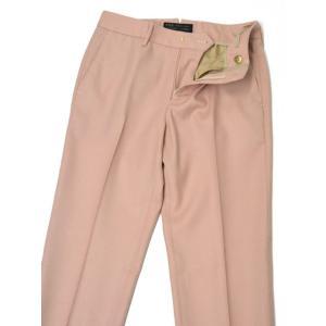 PT01 woman pants【ピーティーゼロウーノ】シガレットパンツ RG09 NEW YORK 0610 ウール ピンク cinqessentiel 03