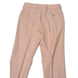 PT01 woman pants【ピーティーゼロウーノ】シガレットパンツ RG09 NEW YORK 0610 ウール ピンク cinqessentiel 04