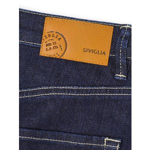 SIVIGLIA【シヴィリア/シビリア】デニムタイトスカート C41J S998 6001 コットン インディゴ|cinqessentiel|05