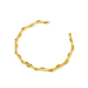 SOKO【ソコ】ネックレス  KAMBA COLLAR NECKLACE JN1820116 brass ゴールド|cinqessentiel|02