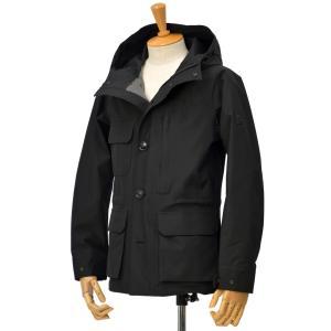 WOOLRICH【ウールリッチ】GTX マウンテンジャケット WOOU0299 BK ブラック cinqessentiel