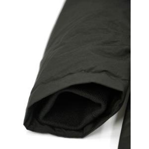 WOOLRICH【ウールリッチ】ダウンコート BOW BRIDGE WWCPS 2807 WHITE BLACK コットン ナイロン ブラック|cinqessentiel|09