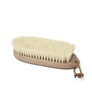 YURI PARK【ユリ・パーク】カシミヤケアブラシ CASHMERE BRUSH Z901-0001 BROWN|cinqessentiel