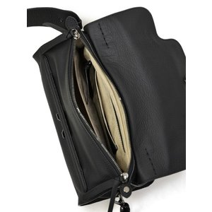 ZANELLATO【ザネラート】ワンハンドルバッグ NINA S PURA 6581 02 ETNA ブラック|cinqessentiel|06
