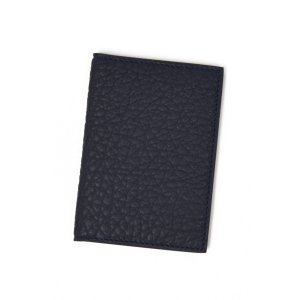 ACATE【アカーテ】マルチパスケース A026 SEGUIN A82640 BLUE ナチュラルシュリンクレザー ブルー|cinqueclassico