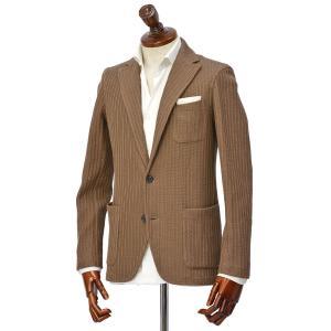 Altea【アルテア】シングルジャケット COPPER 1952309 32 コットン  ブラウン|cinqueclassico