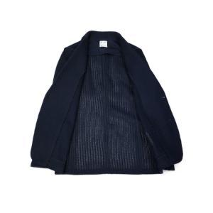 Altea【アルテア】シングルジャケット COPPER 1952309 1 コットン  ネイビー cinqueclassico 03