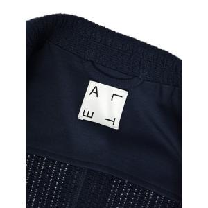 Altea【アルテア】シングルジャケット COPPER 1952309 1 コットン  ネイビー cinqueclassico 05