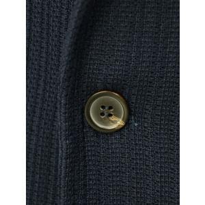 Altea【アルテア】シングルジャケット COPPER 1952309 1 コットン  ネイビー cinqueclassico 06