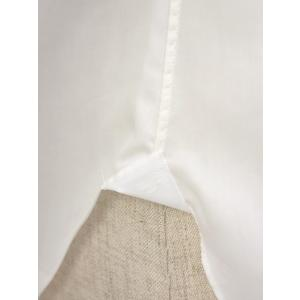 BARBA【バルバ】ドレスシャツ  BRUNO I1U262U06227U フラシ コットン ブロード ホワイト|cinqueclassico|06