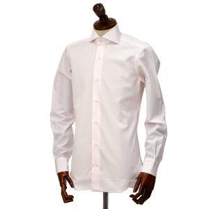 BARBA【バルバ】ドレスシャツ BRUNO I1U262568405U コットン ピンク|cinqueclassico|02