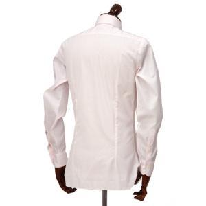 BARBA【バルバ】ドレスシャツ BRUNO I1U262568405U コットン ピンク|cinqueclassico|03