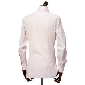 BARBA【バルバ】ドレスシャツ  BRUNO I1U262570705U フラシ コットン ピンク|cinqueclassico|03