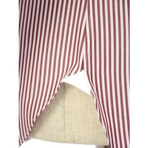 BARBA【バルバ】ドレスシャツ  BRK I1U242PZ0149U フラシ コットン ロンドンストライプ レッド×ホワイト|cinqueclassico|06