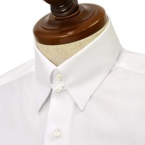 BARBA【バルバ】ドレスシャツ  TAB I1U682630501U フラシ コットン ツイル ホワイト|cinqueclassico