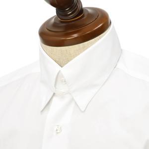 BARBA【バルバ】ドレスシャツ TAB I1U68P01PZ1800U フラシ コットン ブロード ホワイト cinqueclassico
