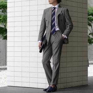 BARBA【バルバ】ドレスシャツ I BRUNO I1U262310821 コットン クレリック ストライプ ピンク×ホワイト cinqueclassico 08