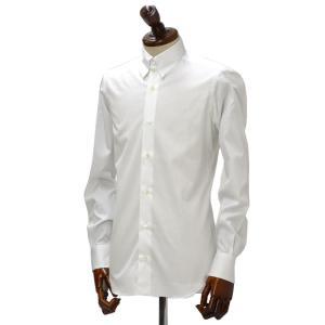 BARBA【バルバ】ドレスシャツ TAB I1U68RPZ5005U コットン ツイル ホワイト|cinqueclassico|02