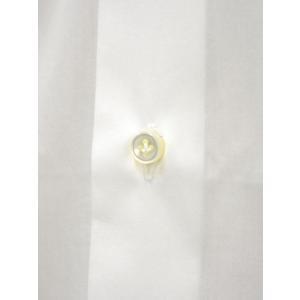BARBA【バルバ】ドレスシャツ TAB I1U68RPZ5005U コットン ツイル ホワイト|cinqueclassico|04