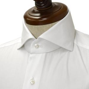BARBA【バルバ】ドレスシャツ BRUNO I1U262514401U コットン オックスフォード ホワイト cinqueclassico