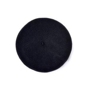Borsalino 【ボルサリーノ】ベレー帽  B80005 0003133  ウール フェルト ブラック|cinqueclassico|03