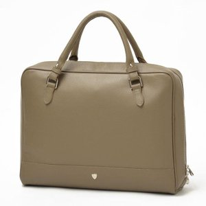 CHAMBORD SELLIER【シャンボールセリエ】briefcase LUDE LAGUN 817 LOUTRE(ブリーフケース ルードゥ トープ)|cinqueclassico