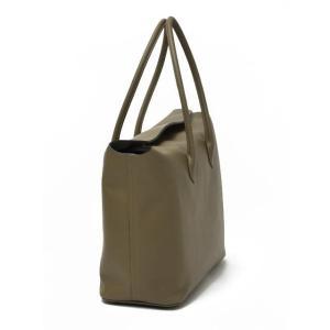 CISEI【チセイ/シセイ】トートバッグ Tote bag 1190 LM KHAKI スムースレザー カーキ|cinqueclassico|02