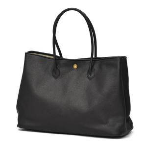 CISEI【チセイ/シセイ】トートバッグ Tote bag 941 LINDOS NERO シボ革 ブラック|cinqueclassico