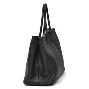 CISEI【チセイ/シセイ】トートバッグ Tote bag 941 LINDOS NERO シボ革 ブラック|cinqueclassico|02
