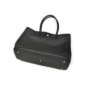 CISEI【チセイ/シセイ】トートバッグ Tote bag 941 LINDOS NERO シボ革 ブラック|cinqueclassico|03