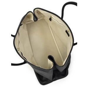 CISEI【チセイ/シセイ】トートバッグ Tote bag 941 LINDOS NERO シボ革 ブラック|cinqueclassico|04