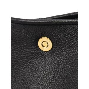 CISEI【チセイ/シセイ】トートバッグ Tote bag 941 LINDOS NERO シボ革 ブラック|cinqueclassico|06