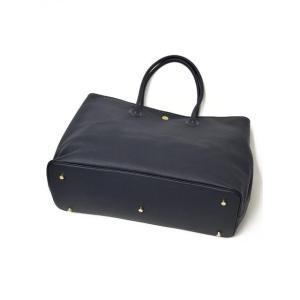 CISEI【チセイ/シセイ】トートバッグ Tote bag 941 LINDOS NAVY シボ革 ネイビー|cinqueclassico|03