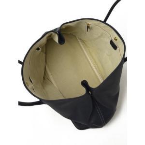 CISEI【チセイ/シセイ】トートバッグ Tote bag 941 LINDOS NAVY シボ革 ネイビー|cinqueclassico|04