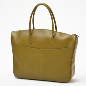 CISEI【チセイ/シセイ】briefcase 1130 KHAKI (ブリーフケース・カーキ)|cinqueclassico