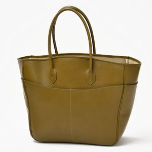 CISEI【チセイ/シセイ】Tote bag 1133 BF KHAKI(トートバッグ・バッファロー・カーキ)|cinqueclassico