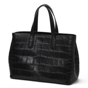 【ご予約 納期2ヶ月】CISEI【チセイ/シセイ】CROCODILE tote bag (クロコダイル トートバッグ)